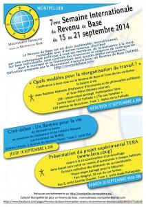 Affiche Montpellier