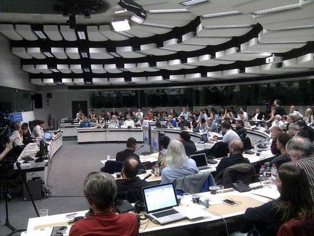 Conférence sur le revenu de base à Bruxelles (10 avril 2014)