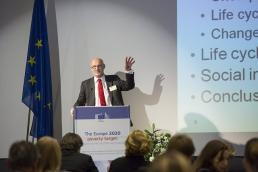 Olli Kongas, directeur des recherches au Kela