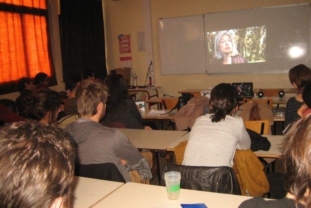 Projection du film «Un Revenu pour la vie»