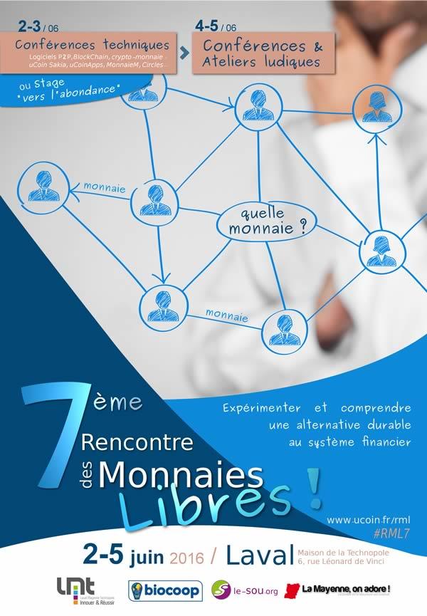 7e Rencontres des Monnaies Libres