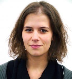 Camille Lambert, référente presse du MFRB