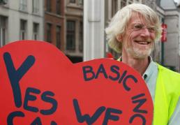 Cinq questions au philosophe Philippe Van Parijs sur le revenu de base et le coronavirus - MFRB